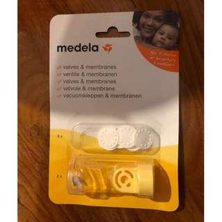 Medela Valves & Membrane Set