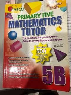 P5 CASCO Mathematics Tutor