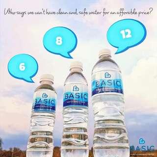 Basic Purified Drinking Water