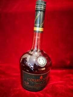 拿破侖  vsop courvoisier cognac 無盒