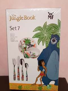 The Jungle Book Cutlery set