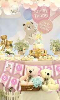 Little Bear Personalised Birthday Package