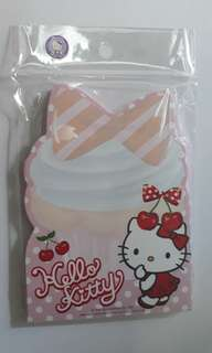 Sanrio Hello Kitty Memo Pad