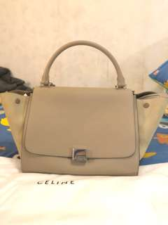 Celine Trapeze Bag Large