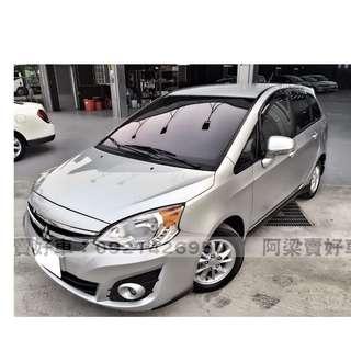 2014年-三菱-COLT PLUS (新款變速箱.省油大空間) 買車不是夢想.輕鬆低月付.歡迎加LINE.電(店)洽