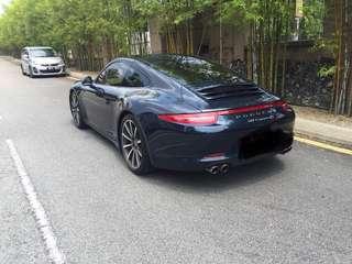 Porsche 911 /4s