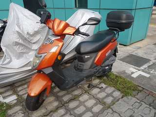 PGO 125 Scooter