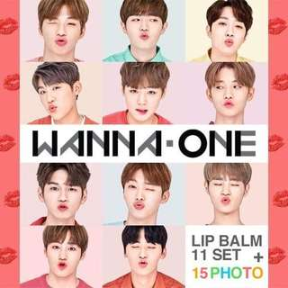 [Innisfree] WANNA ONE My Lip Balm (Special Edition)