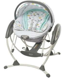 GRACO Glider Elite 2in1 Swing & Bouncer