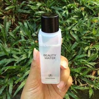 beauty water son & park