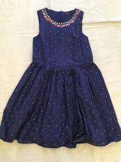 Marks and Spencer Autograph beaded dress size 11-12