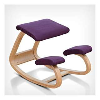 Wooden Ergonomic Kneeling Chair