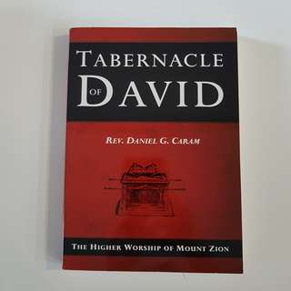 Christian Book - Tabernacle of David