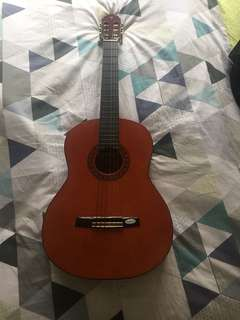 Valencia Acoustic Guitar