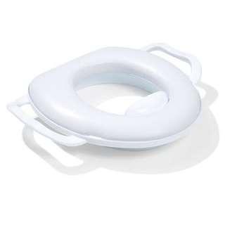 Padded toilet training potty seat