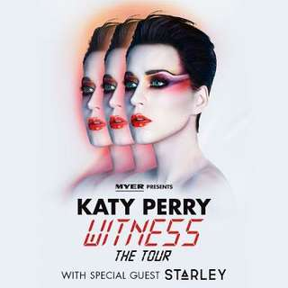 Katy Perry Witness The Tour 2018