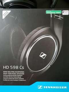Sennheiser HD 598 Cs Special Edition