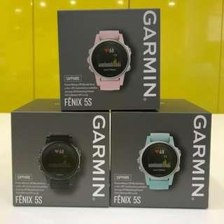 Garminb Fenix 5S