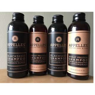 APPELLES, AUSTRALIAN DESIGNATED SKIN AND HAIR CARE PRODUCT THAT DELIVER