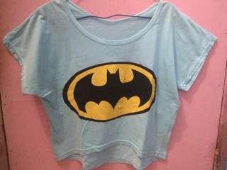 Croptop Batman