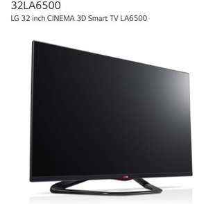"LG 32"" CINEMA 3D Smart TV"