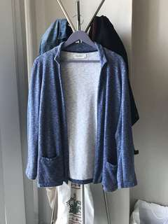 Pull & Bear - Blue Outer