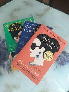 Crazy Rich Asian Trilogy