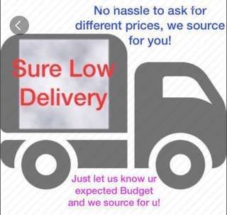 Courier Tracking Delivery Services