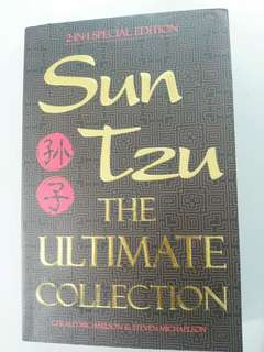 Sun Tzu : The Ultimate Collection (2-in-1 Collection)