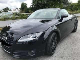 Audi TTR FSI Convertible