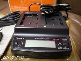 Sony Adapter/ Charger AC-VQ900AM