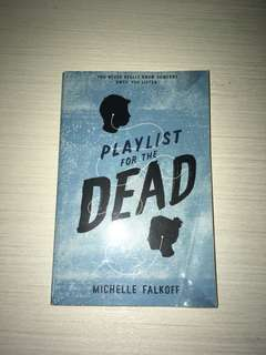 playlist for the dead by michelle falkoff