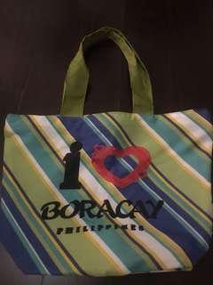 🚚 Boracay帆布購物袋(長灘島)