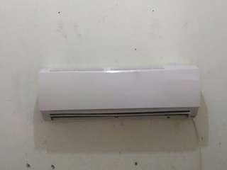 Kipas angin model ac sejuk dan angin bersih irit listrik hanya 18 watt