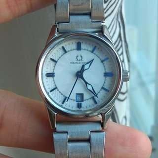 鐵達時 女裝 手錶 ( Titus Lady Watch 手表 天長地久 )