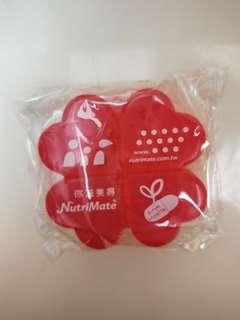 🚚 (全新)紅色小藥盒