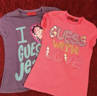 Guess T-shirt (3-4Y)