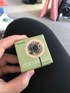 Benefit Dandelion Blush Postage Included