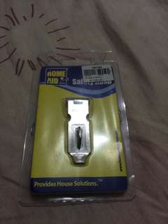 Handyman Safety Hasp Stainless Steel