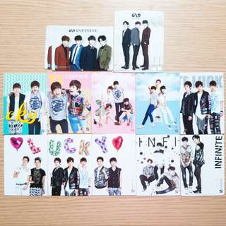 Infinite Collection Card 小卡