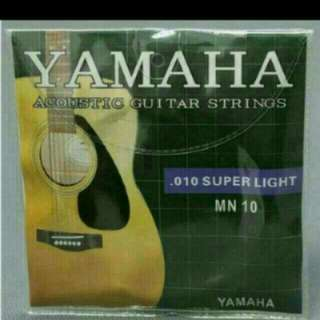 brand new Yamaha guitar full set string fix price