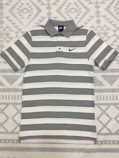 Pre-Loved Nike Pique Polo Shirt