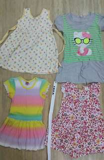3-5yo girl dresses