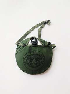 Vintage Army Water Bottle