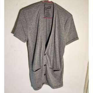 🚚 『二手』灰色短袖外套