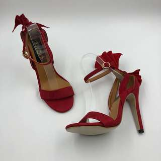 SETH RED HEELS (5 inches)