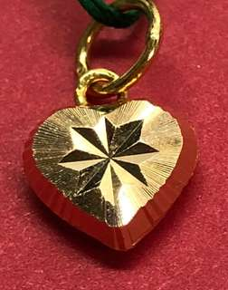 916 Gold Heart Locket for beautiful ladies ❤️❤️