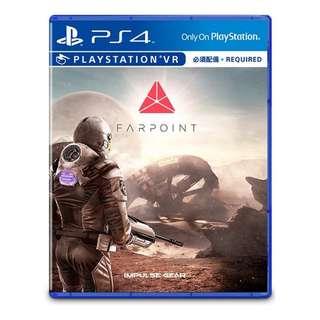 (極新下殺!!!) PS4 PS VR 繁中 極點 中文版 PSVR 遊戲