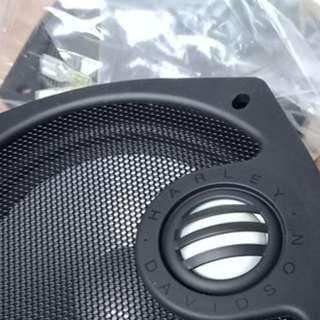 Harley Davidson Motorbike Component Set Speaker For Sale