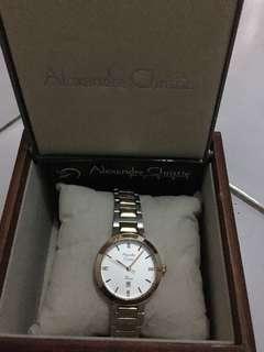 Alexander Christie Women Watch
